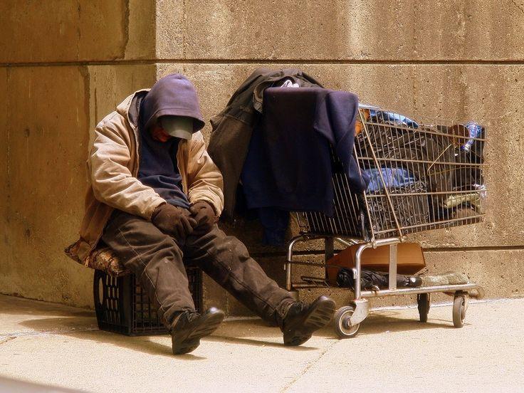 Fighting homelessness