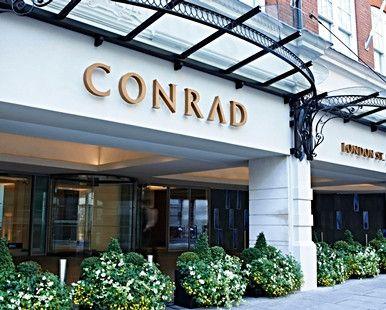 Conrad London St. James Hotel, GB - Hotel Entrance