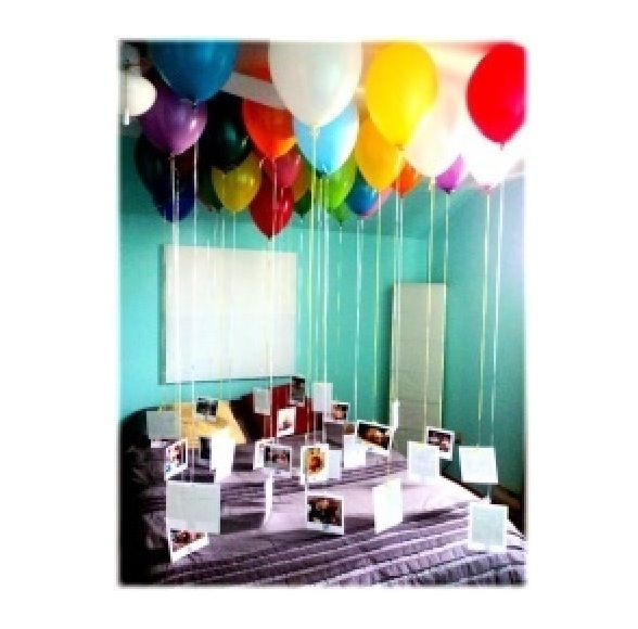 ... Ideas, Parties, Cute Ideas, Balloons, Party Ideas, Birthday Gifts