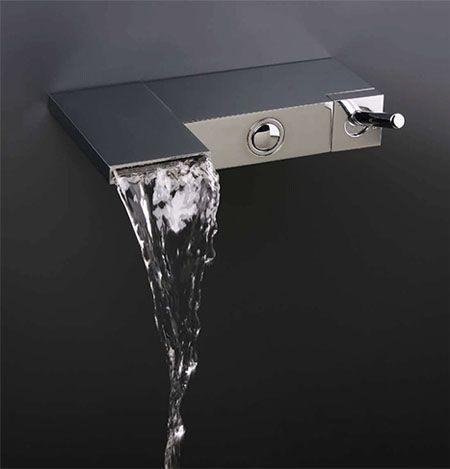 Unusual Bathroom Fixtures | Unique Bathroom Faucets