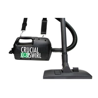 Crucial Crucial Swirl Powerful Portable Vacuum and Blower