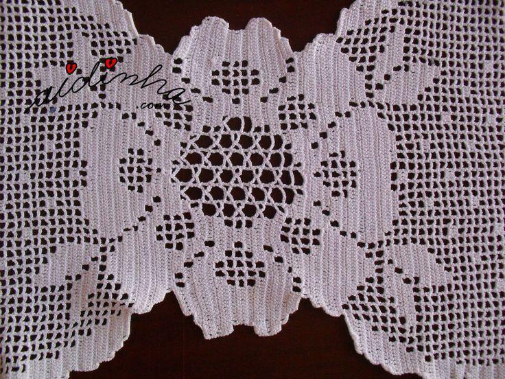 17 Best Images About Guardanapos E Trilhos De Croche E