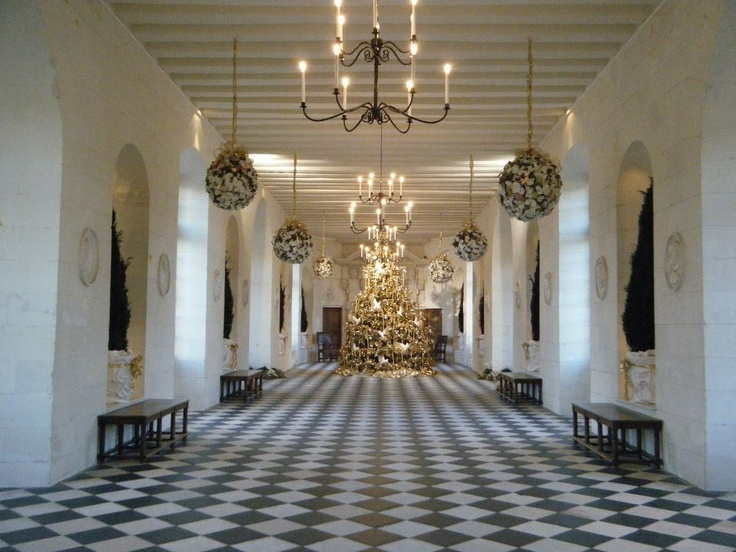 17 best images about chenonceau chateau on pinterest the for Chateau chenonceau interieur