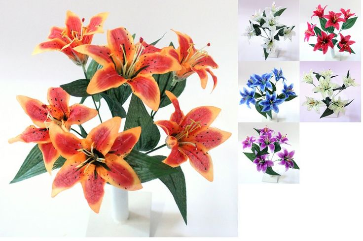 visit our site http://www.artificialflowersonline.co.uk/ for more information on suppliers of silk flowers.Silk artificial flowers could give you the look of completion to your design as well as a feel of calmness without the problems of live flowers. A growing number of people are switching to silk wedding flowers and plants as a result of the top quality in the manufacturing procedure that makes them look a lot more sensible compared to ever before.