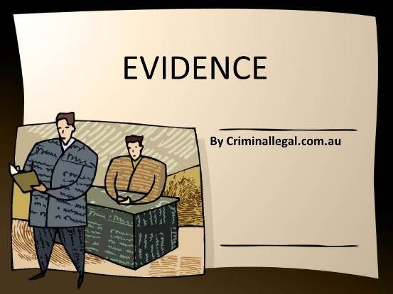 Witness giving evidence image by criminallegal.com.au http://www.criminallegal.com.au/nsw/news/confession-as-evidence-of-the-trial.html