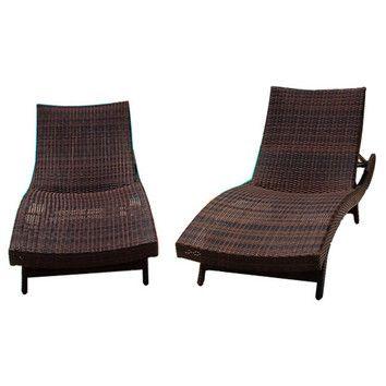 Home Loft Concept Outdoor Adjustable Lounge  Set of 2   got great reviews. 13 best Outdoor furniture images on Pinterest