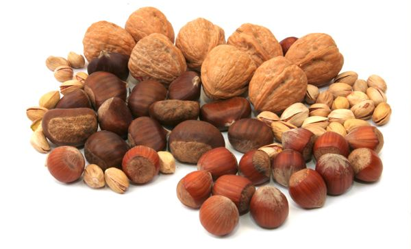 Did you know nuts my prolong life. www.healthyni.com