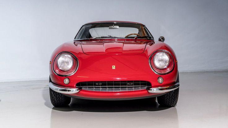 Ferrari 275 GBT/4 Auction