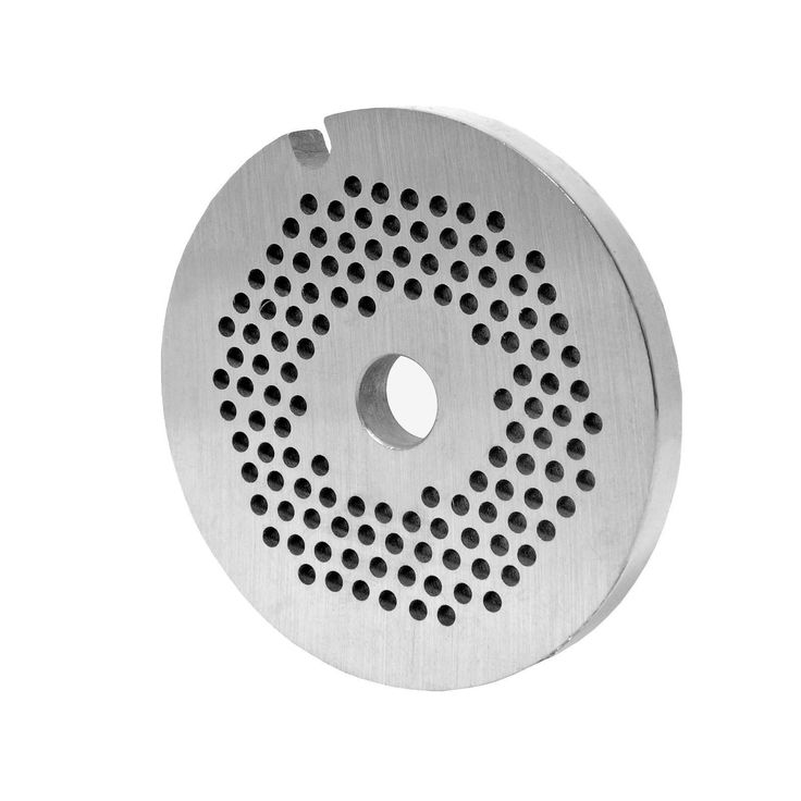 Hole Disc In Size 5 With All Holes For Meat Grinders: Bosch And Brown Sz. 5
