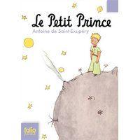 Le petit prince d'Antoine Saint-Exupéry Ed. Gallimard