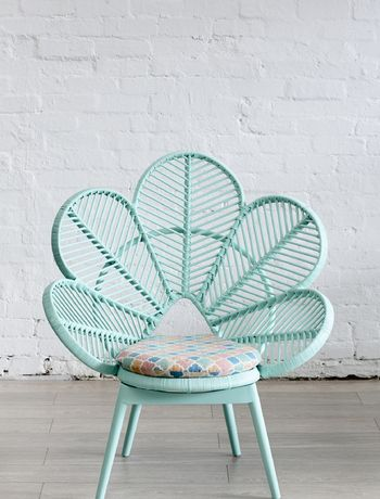 Love Chair Mint - by Family love tree