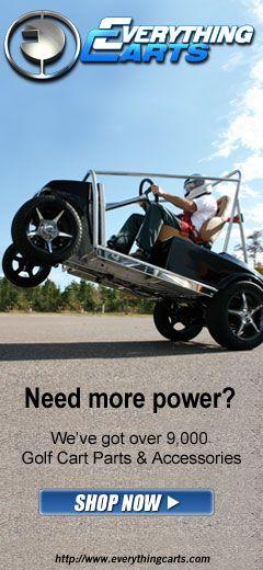 Used 2005 E-Z-Go Gas Golf Cart, Street Legal - Gas E-Z-Go for Sale