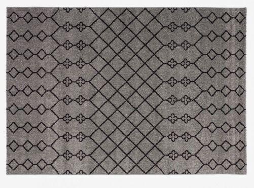 MONOQI | 170x120 Tassala 3 Rug - Grey
