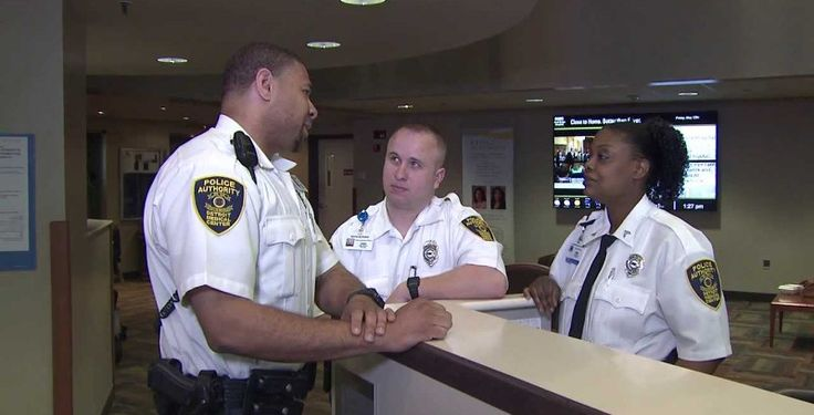 How Hospital Security Officers Differ from School and University Officers