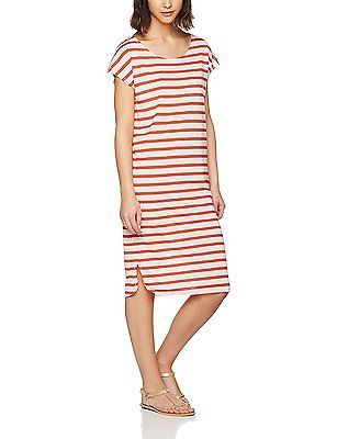 40 (Manufacturer size: Large), White (Snow White Stripes:Flame Scarlet), Selecte