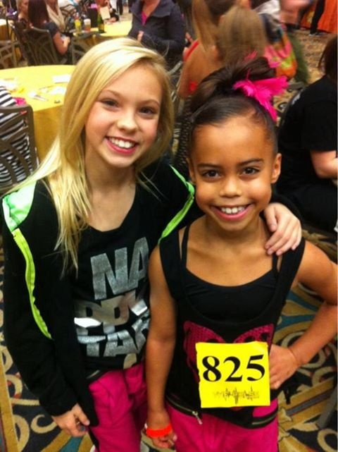 Abby's Ultimate Dance Competition | Jordyn Jones & Asia Monet Ray