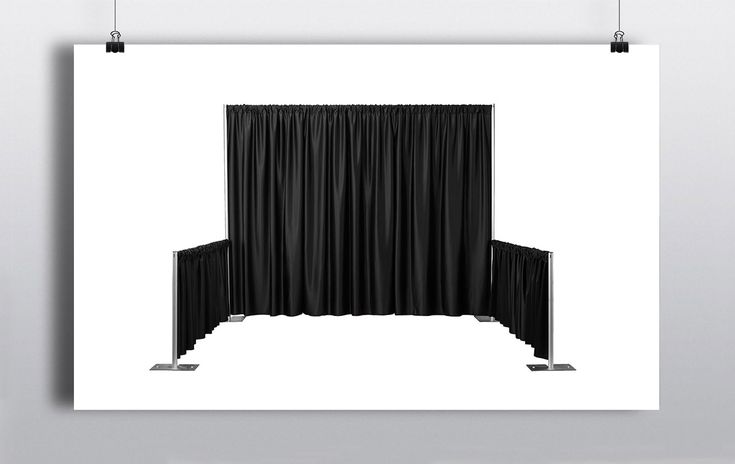 Pipe & Drape is a very simple & inexpensive way to transform a venue. It can also serve the purpose of hiding unsightly fixtures & fitting or creating temporary room dividers. Here at Prophouse we stock a variety of coloured pipe & drape systems including white, black, red, blue & checkered. http://www.prophouse.ie/portfolio/pipe-drape-black/