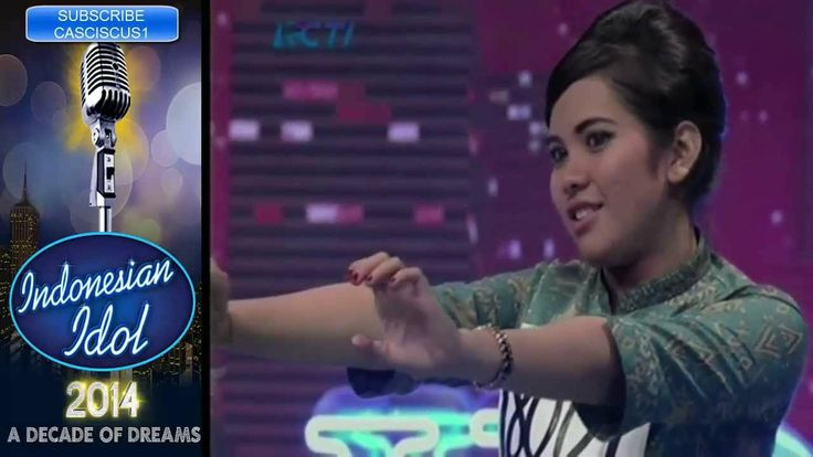 I Gusti Ayu Selly - Audisi Jogja -  Indonesian Idol 2014 - Kantoi (+play...