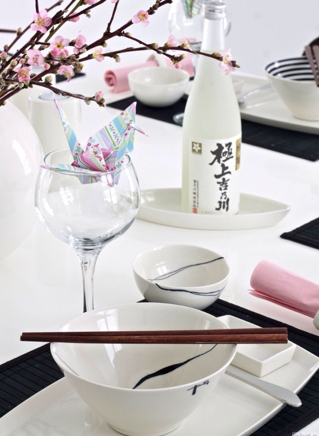 Inspirações da semana: <br>comida japonesa  [http://www.tabletips.com.br]