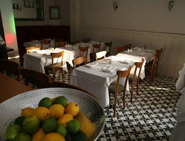Meze by Lemon Tree, one of the best Istanbul restaurants.