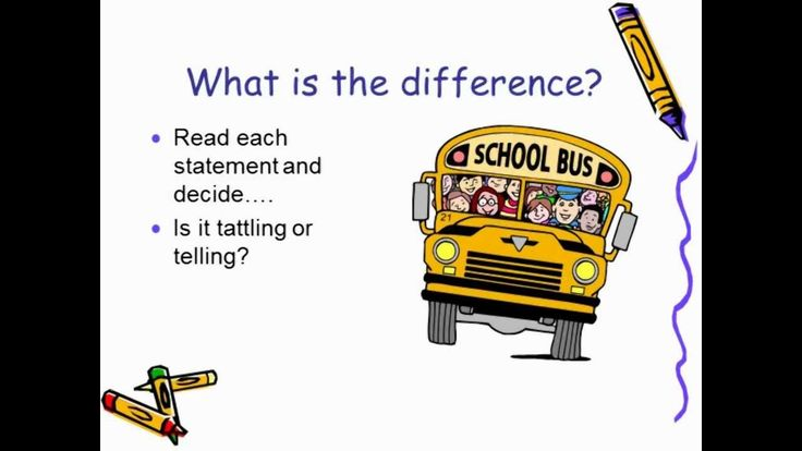 This is a video to go along with my lesson on Tattling. Thanks to HarryKindergarten for the great tattling questions. Tattle Questions HarryKindergarten vide...