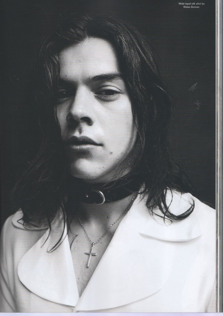 """""""Harry Styles / Another Man (6) © Willy Vanderperre """""""