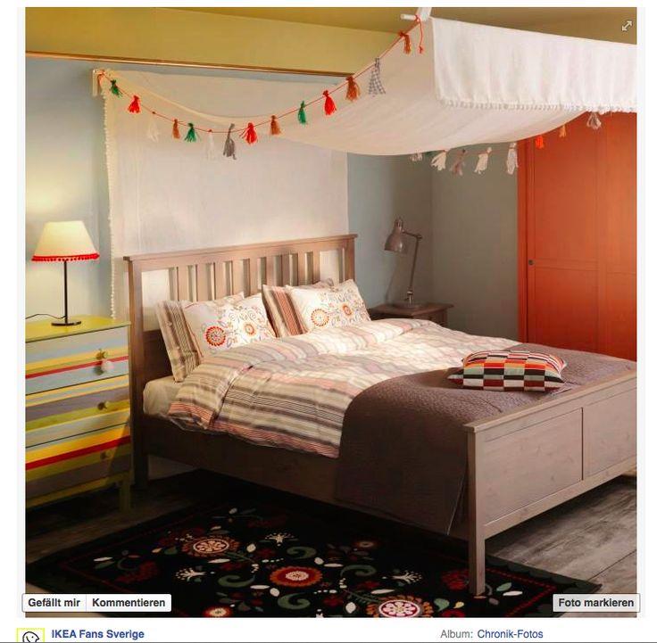 Die besten 25+ Ikea kleines doppelbett Ideen auf Pinterest Ikea