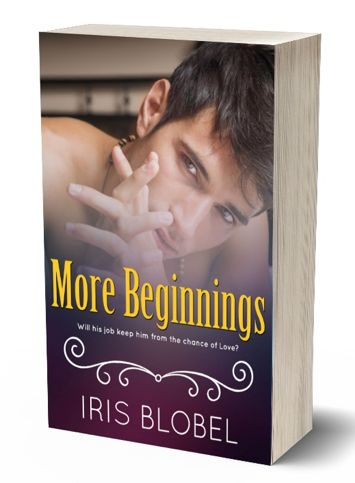 Book Spotlight and Character Interview - More Beginnings by Iris Blobel