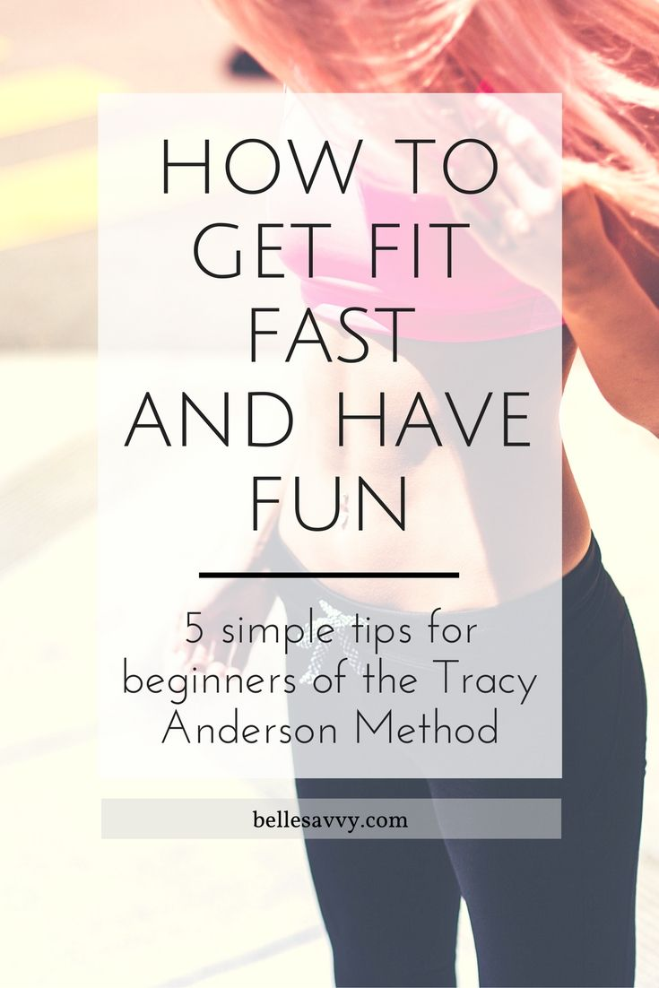 How to get better results from Tracy Anderson's Metamorphosis in 30 days | Easy tips for her abcentric workout