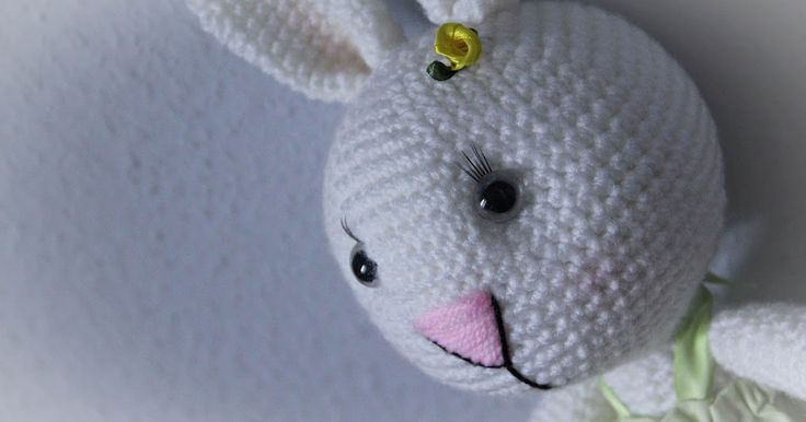 Zaplątane szydełko: Wiosenna królisia