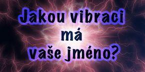 vibrace jmena