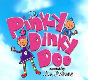 Pinky Dinky Doo - first kids' show I watched with my firstborn