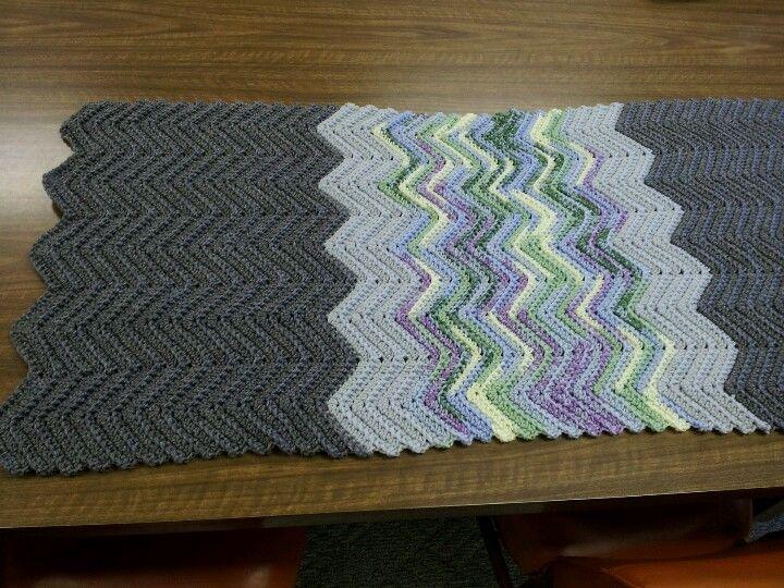 Crocheting Prayer Shawls : Crocheted Prayer shawl Crochet Pinterest