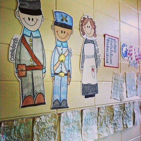 Adventures of a Future Teacher: Alabama History: Civil War http://elementaryeducation2014.blogspot.com/ #ALhistory #AlabamaHistory #Writing