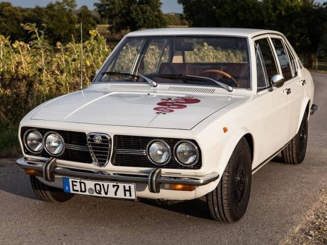 Sweet Alfa Romeo Alfetta From 1973 Sporting Some Serious Power Classic Cars Classic Trader Cars For Sale