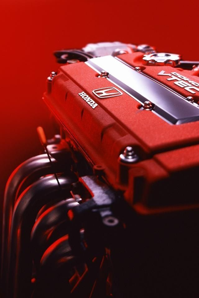 DOHC VTEC Honda Engines