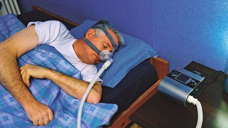 830.000 Français sous ventilation à cause des apnées du sommeil | Actualité | LeFigaro.fr - Santé