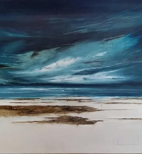 Artist Katherine Wood. One day I will own one of her beautiful pieces. David Hart Galleries :: Current Art Available : Queensland Australia