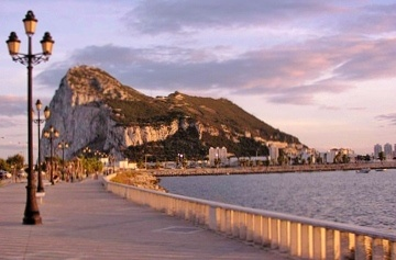 Rock of Gibraltar, Andalucía - Spain