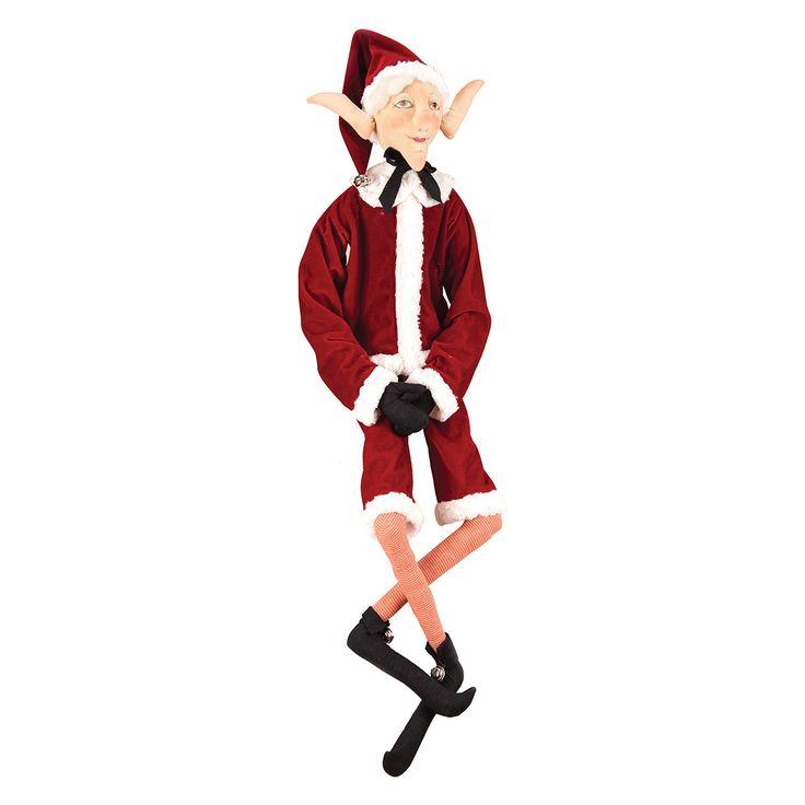Santas Helfer Elfenmtze - xn--kostme-6yacom