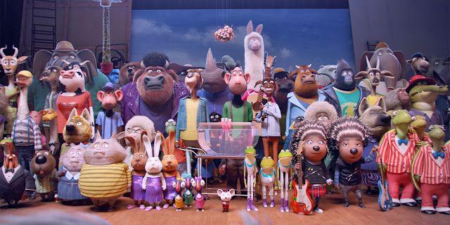 FULL HD- SING Movies Watch  Full Online