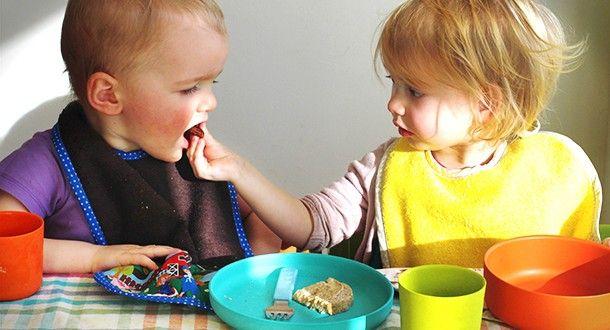 Zelfgemaakte notenpasta, pindakaas & nog meer slabben | Baby & Dreumes Eetfestijn