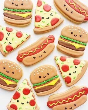 Hamburger Cookie Cutter