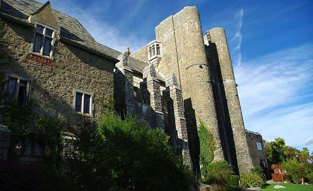 Like a modern-day Frankenstein's castle on Massachusetts's rocky Atlantic shore, Hammond Castle served as both home and laboratory for prolific inventor John Hayes Hammond Jr. (From: Photos: 12 Amazing Castles You Won't Believe Are in America).