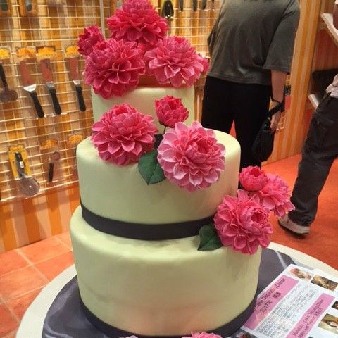 Pastry & Bakery Japan 2016: these pictures are not recommended for gourmandizers :)