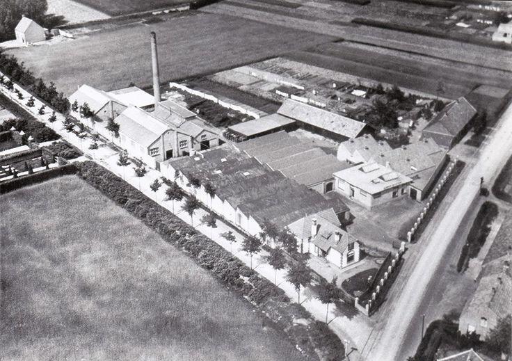 Tweka fabriek. Fotobijdrage: Geldrop in Beeld