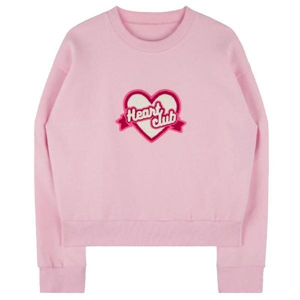 Heart Club Sweatshirt