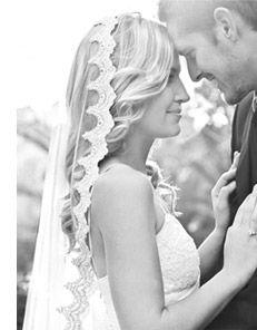 mantila veil #wedding