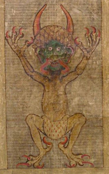 https://upload.wikimedia.org/wikipedia/commons/2/27/Codex_Gigas_devil.jpg
