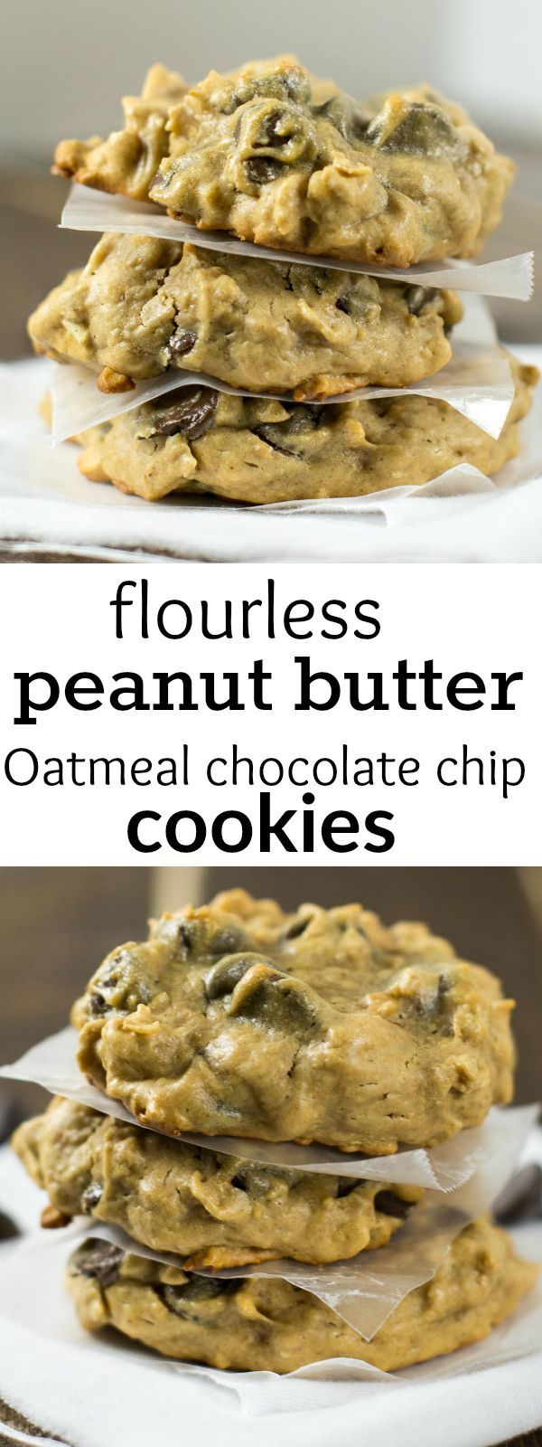 Best 25+ Oatmeal chocolate chip cookies ideas on Pinterest ...